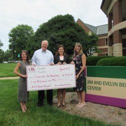 CBL donates To Greenville Tech Foundation